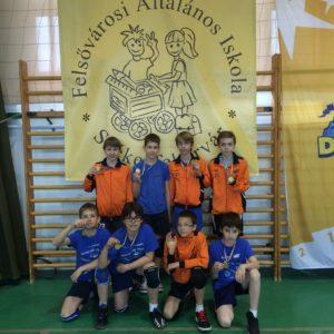 3. korcsoport bajnok csapat