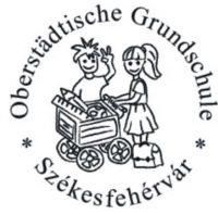 iskola logó német